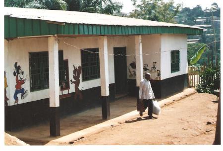 Ecole à Noël 2009